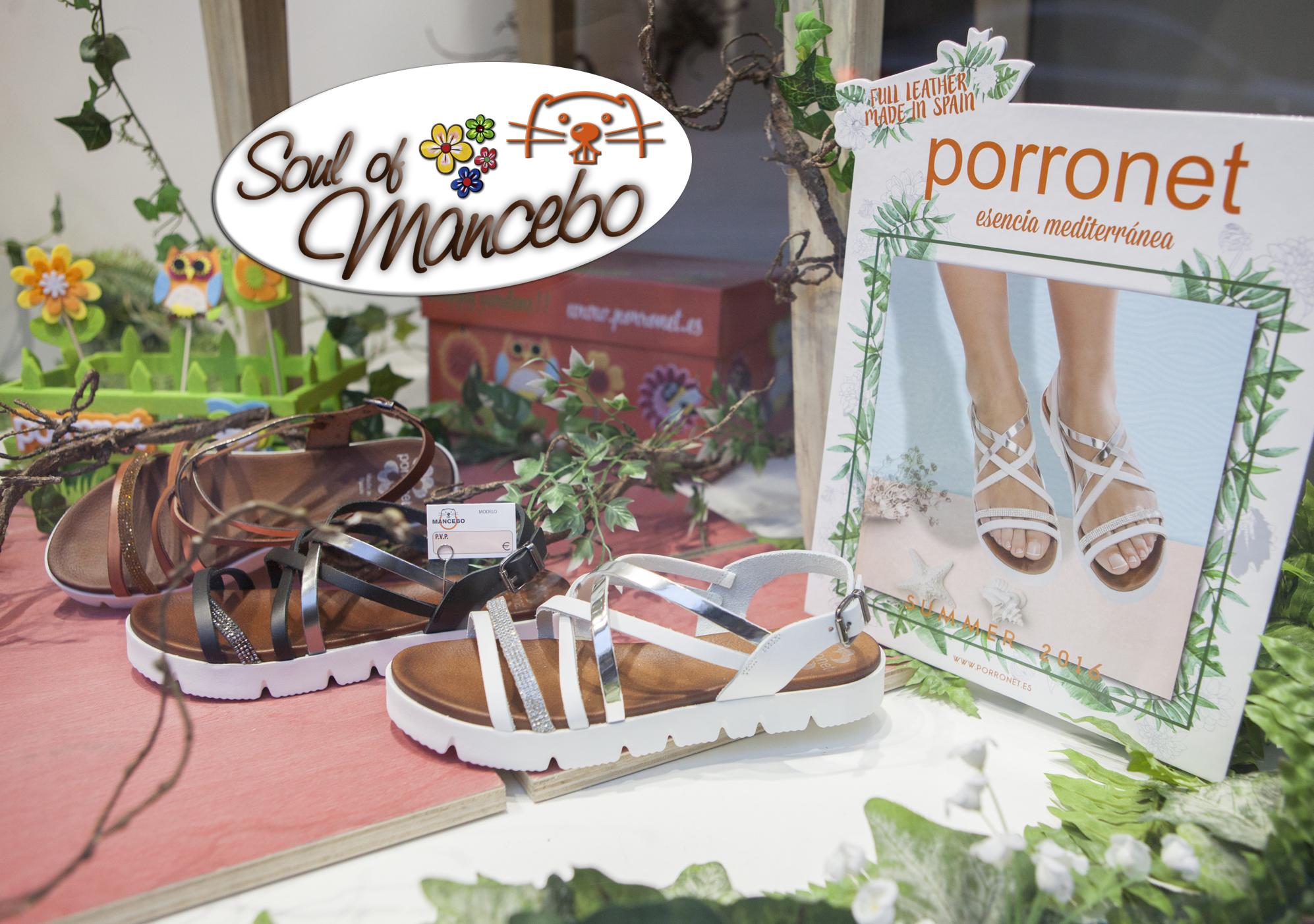 La ganadora de las sandalias de Porronet es…