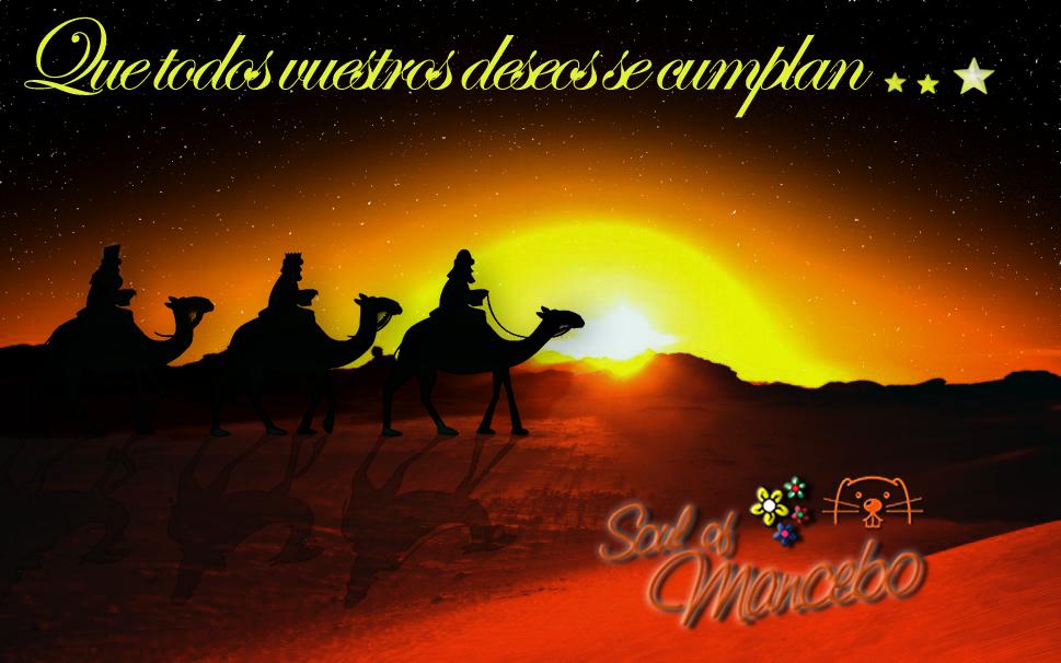Nuestro mayor deseo para estos Reyes …