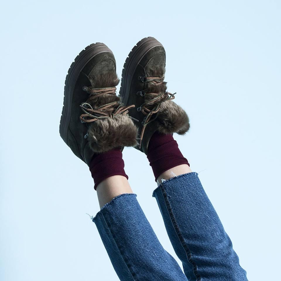 Prepárate para el invierno con los botines Oslo de Coolway!! Tus pies no podrán estar mas calentitos! ❄️☃️🌬️ Ven a vernos y disfruta comprando!!