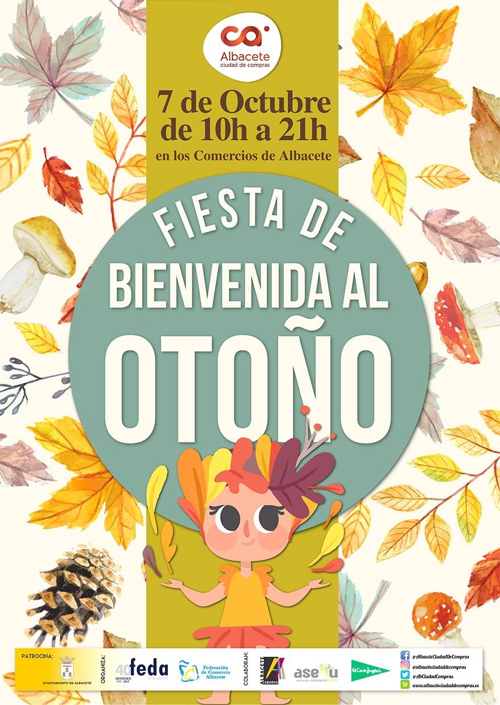 Buenas tardes a tod@s!! Soul of Mancebo va a participar en la «FIESTA DE BIENVENIDA AL OTOÑO» que tendrá lugar el próximo 7 de Octubre en Albacete 👏👏👏 Tendremos dos promociones que no puedes dejar escapar!!! Un 20% de dto en todos nuestros artículos el día 7 y en nuestra marca DOSPIES un 25% de dto que durará toda la temporada!!! 🎉🎉🎉🎉 Dale la bienvenida con nosotros al Otoño y disfruta comprando!!! #moda #fiesta #otoño #descuentos #albacete